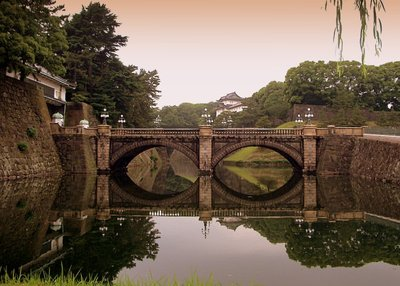 Tokyo - Imperial Bridge I