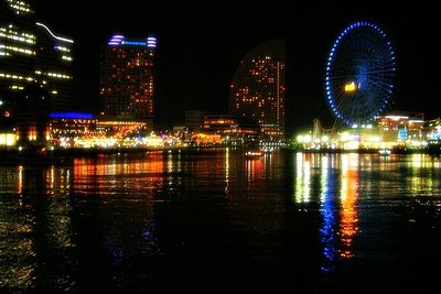 Yokohama - Night Lights
