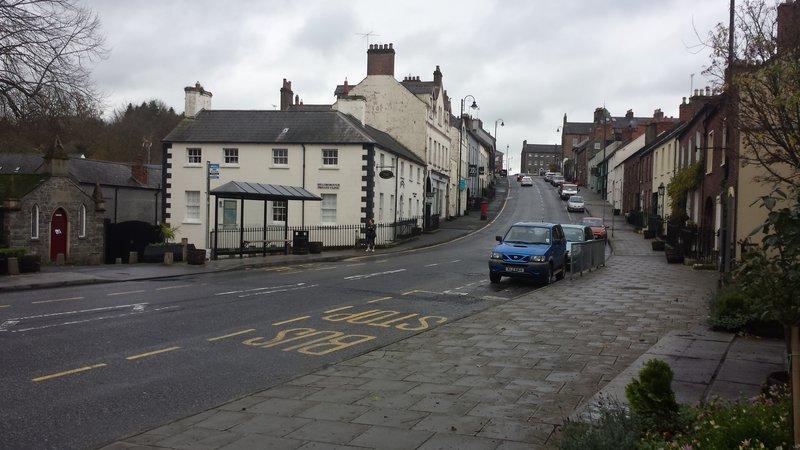 Street view of Hillsborough