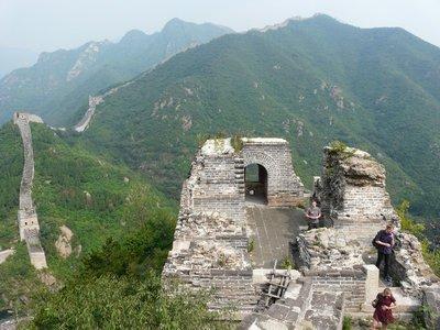Great Wall (Steep slopes)