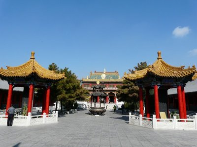 Xilituzhao Temple