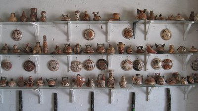 Fabrique de céramique