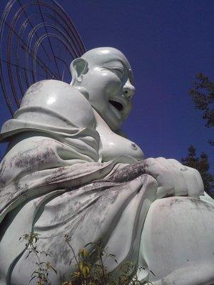 Le bouddah rieur