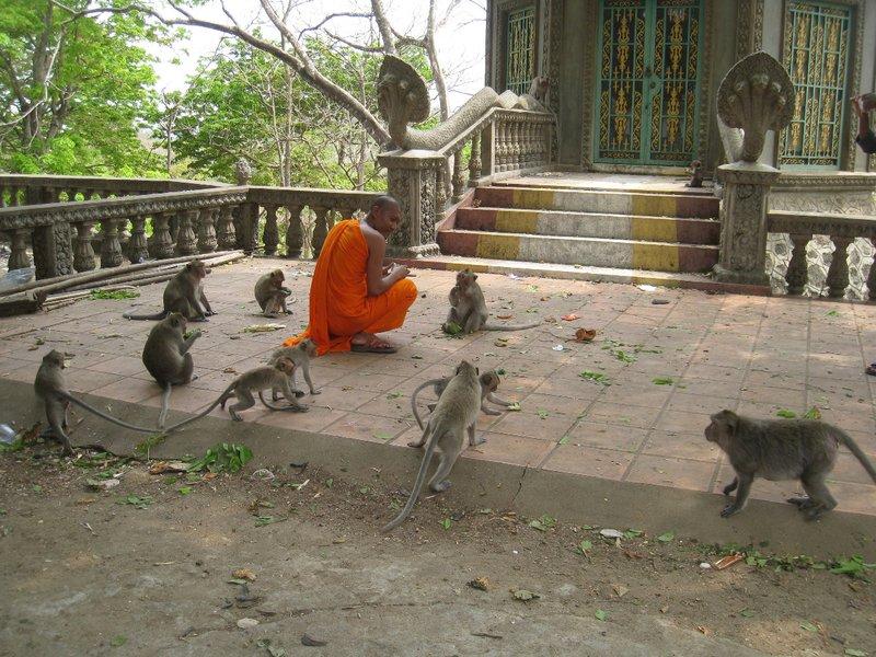 2015-03-07 Kampong Thom - Tao Temple 034