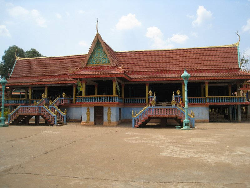 2015-03-07 Kampong Thom - Tao Temple 042