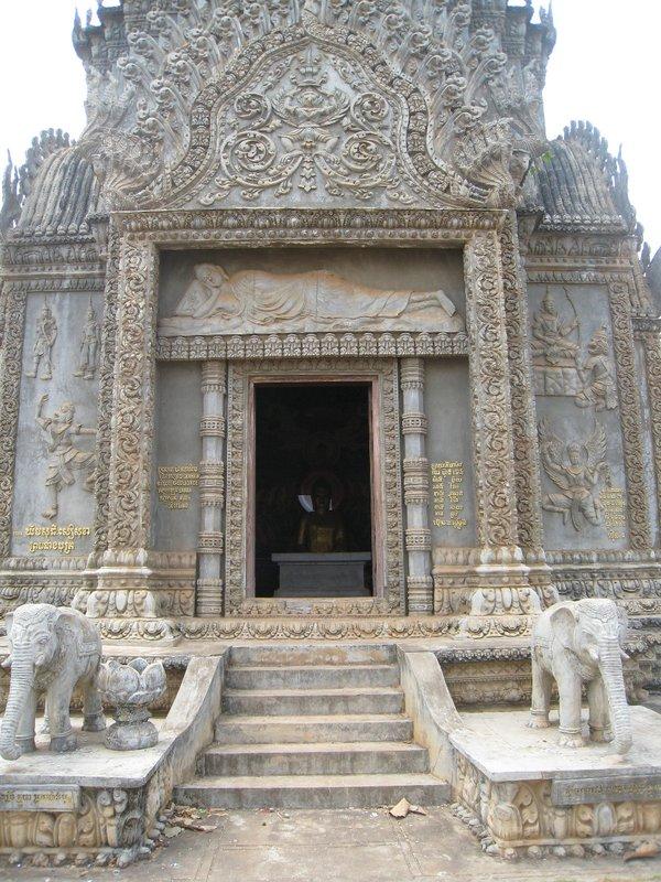 2015-03-07 Kampong Thom - Tao Temple 045