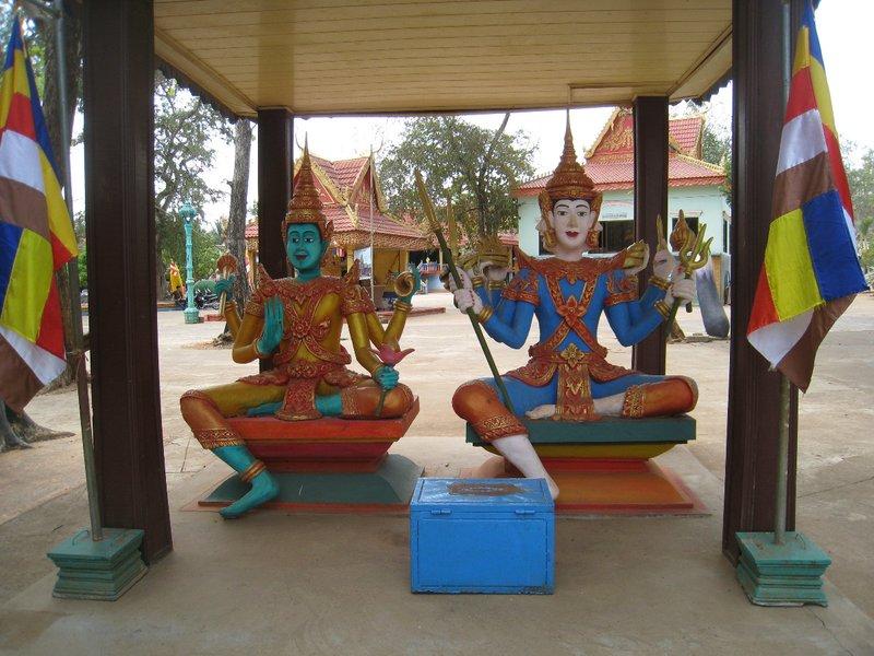 2015-03-07 Kampong Thom - Tao Temple 046