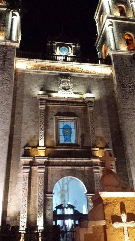 Eglise de Valladolid