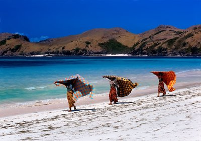 KUTA Beach, LOMBOK West Nusa Tenggara Barat