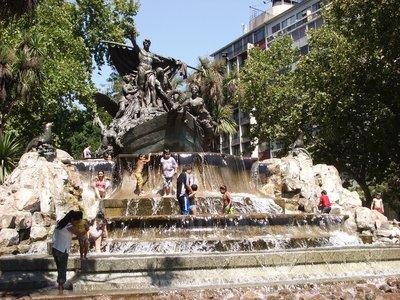 Santiago, Parque Forestal
