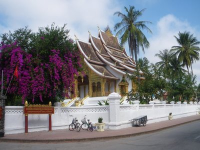 Previous royal palace