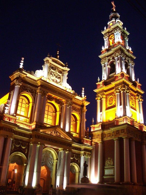 Salta, iglesia