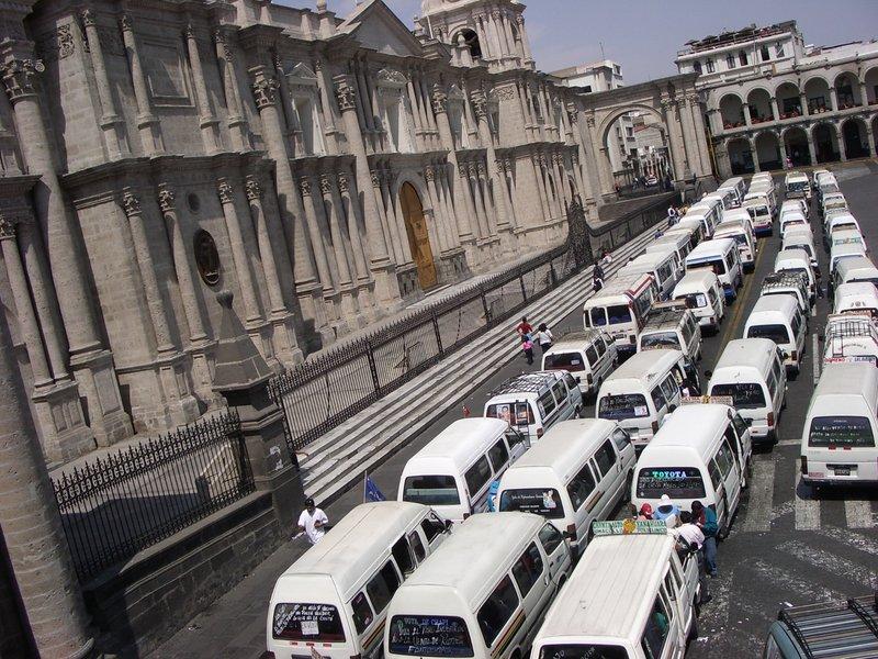 Arequipa, Plaza de Armas 3