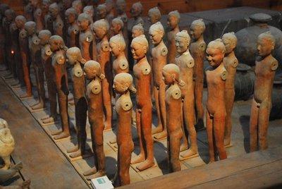 Emporer Jingdi Tomb, Xian