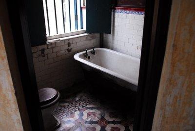 Diaolou bathroom