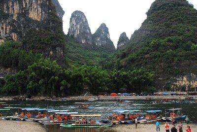Xingping, Li River