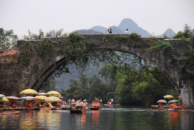 Dragon Bridge (600 years old)