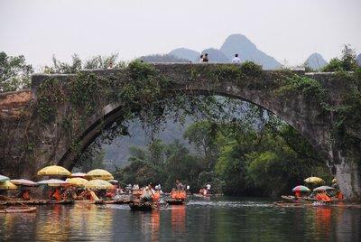 Dragon Bridge (600 years old)