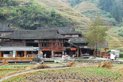 Dazhai Village, Longji