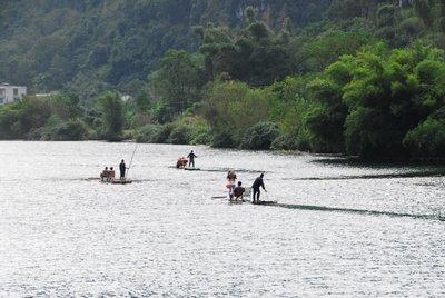 Down the Yulong River