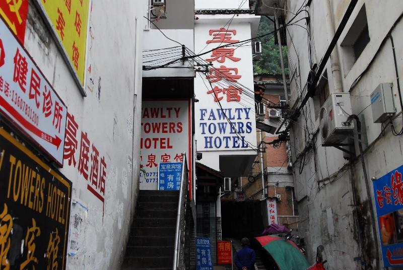 John's place, Yangshuo