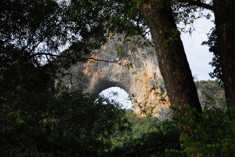 Moon Hill, Yangshuo