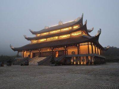 Triple-roofed Pagoda