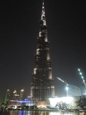 Burj Khalifa in all its glory!