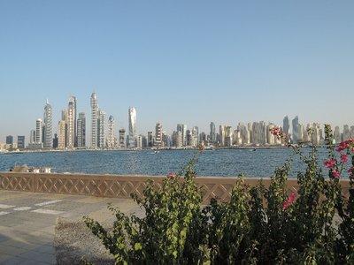 Dubai JBR area