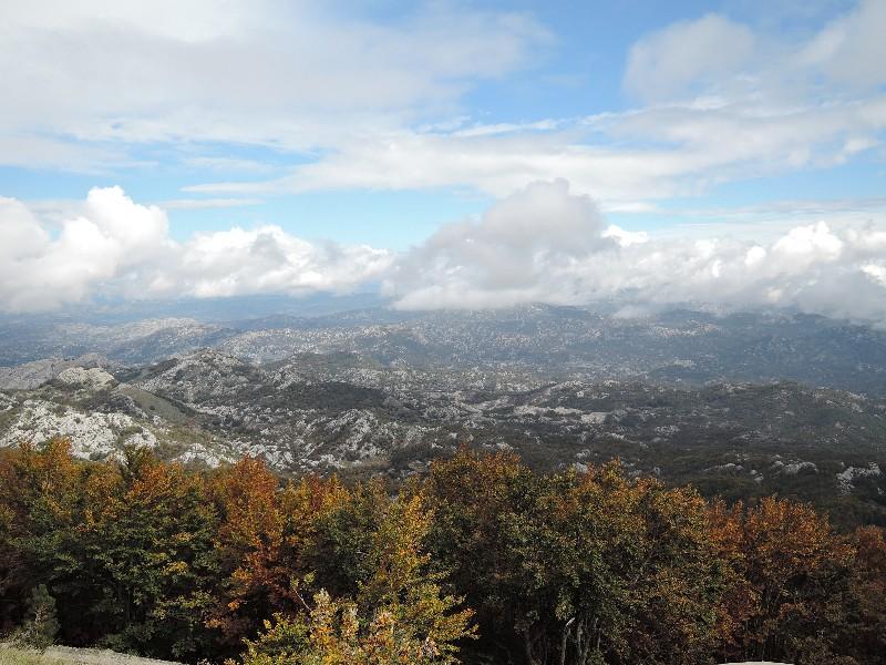 Mt. Lovcen National Park