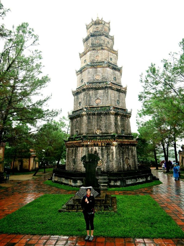 second largest pagoda in Vietnam
