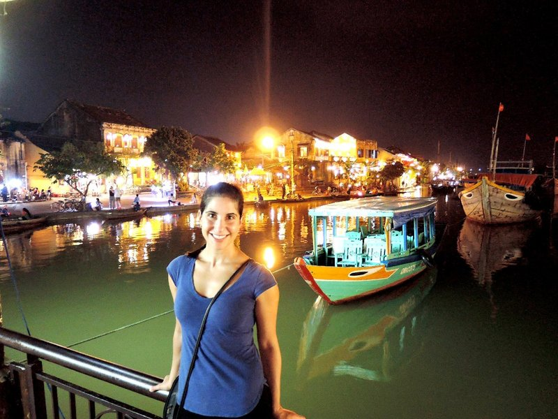 Hoi An by night!