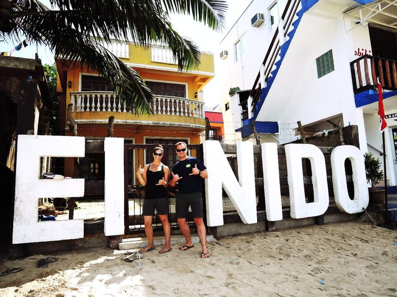 We love El Nido!!