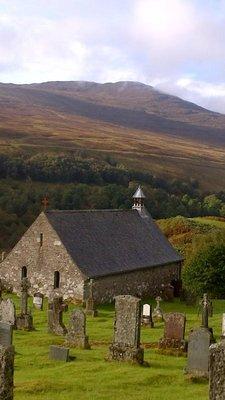 Cille Choirill aka St. Kilda's Kirk