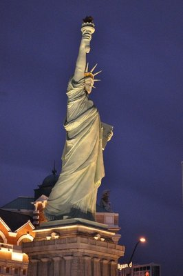 Statue of Liberty in Vegas