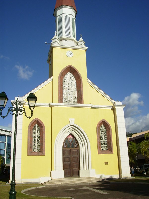 Church of the Immaculate Conception - Papeete