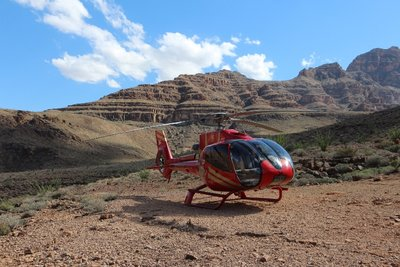 Our ride to Grand Canyon