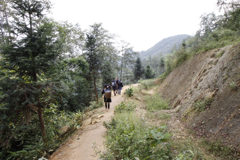 Sa Pa trekking