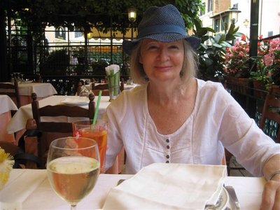 My favourite meal in Rome. July 2014
