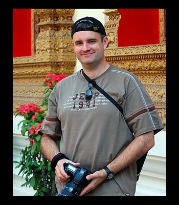 Me in Chiang Mai
