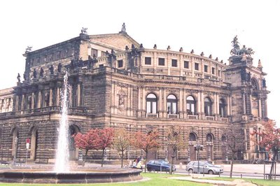 Semper Opera House, Germany