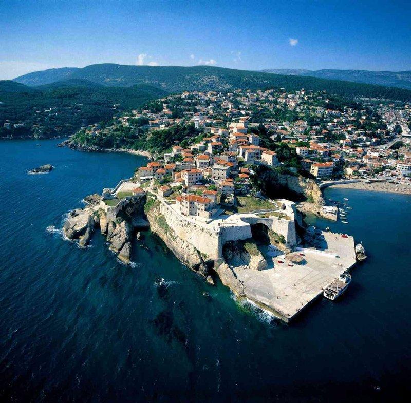 Bienvenue au Ulqin/Ulcinj - Montenegro