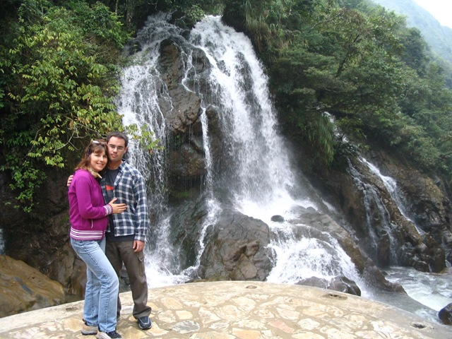 Sapa - Cat Cat waterfall