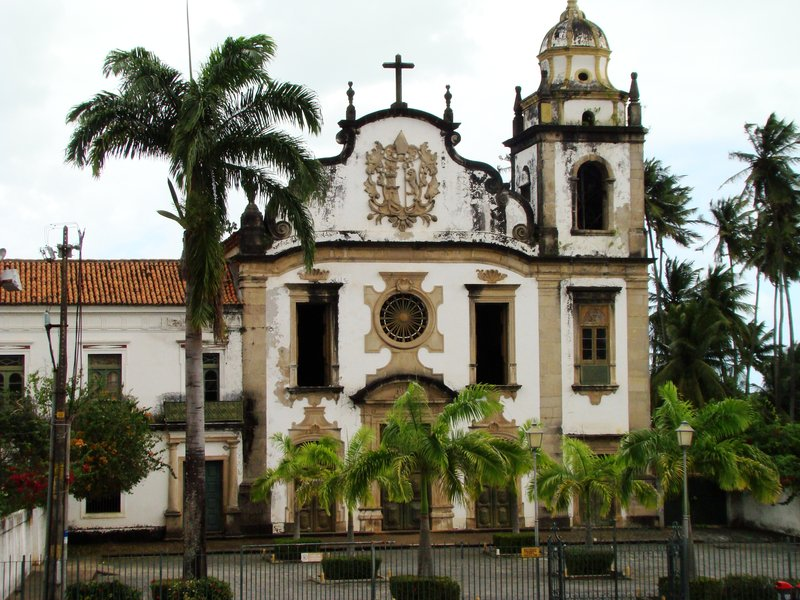 Church in Olinda