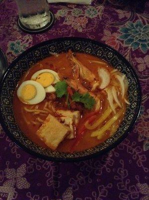 KennyAsia's Curry Laksa