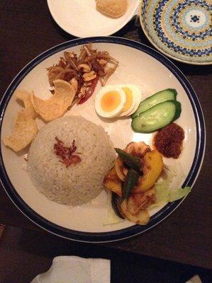 KennyAsia's Nasi Lemak