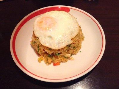 Singapore Cuisine Liang Ah Lo's Nasi Goreng