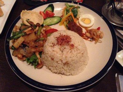 KennyAsia's Nasi Lemak 2nd time around