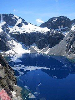 Cobalt blue lake