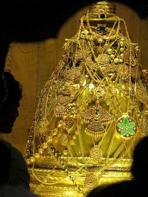 Sacred casket